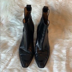 Michael Kors Ankle Boots 7.5 Leather Used